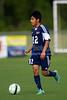 East Forsyth Eagles vs West Forsyth Titans Men's Varsity Soccer<br /> Forsyth Cup Soccer Tournament<br /> Tuesday, August 20, 2013 at West Forsyth High School<br /> Clemmons, North Carolina<br /> (file 172330_BV0H1787_1D4)
