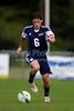 East Forsyth Eagles vs West Forsyth Titans Men's Varsity Soccer<br /> Forsyth Cup Soccer Tournament<br /> Tuesday, August 20, 2013 at West Forsyth High School<br /> Clemmons, North Carolina<br /> (file 174025_BV0H1882_1D4)