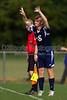East Forsyth Eagles vs West Forsyth Titans Men's Varsity Soccer<br /> Forsyth Cup Soccer Tournament<br /> Tuesday, August 20, 2013 at West Forsyth High School<br /> Clemmons, North Carolina<br /> (file 173044_BV0H1831_1D4)