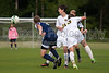 East Forsyth Eagles vs West Forsyth Titans Men's Varsity Soccer<br /> Forsyth Cup Soccer Tournament<br /> Tuesday, August 20, 2013 at West Forsyth High School<br /> Clemmons, North Carolina<br /> (file 173410_803Q4032_1D3)