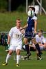 East Forsyth Eagles vs West Forsyth Titans Men's Varsity Soccer<br /> Forsyth Cup Soccer Tournament<br /> Tuesday, August 20, 2013 at West Forsyth High School<br /> Clemmons, North Carolina<br /> (file 171826_BV0H1757_1D4)