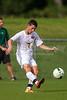 East Forsyth Eagles vs West Forsyth Titans Men's Varsity Soccer<br /> Forsyth Cup Soccer Tournament<br /> Tuesday, August 20, 2013 at West Forsyth High School<br /> Clemmons, North Carolina<br /> (file 172852_BV0H1824_1D4)