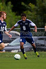 East Forsyth Eagles vs West Forsyth Titans Men's Varsity Soccer<br /> Forsyth Cup Soccer Tournament<br /> Tuesday, August 20, 2013 at West Forsyth High School<br /> Clemmons, North Carolina<br /> (file 171140_BV0H1726_1D4)