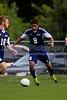 East Forsyth Eagles vs West Forsyth Titans Men's Varsity Soccer<br /> Forsyth Cup Soccer Tournament<br /> Tuesday, August 20, 2013 at West Forsyth High School<br /> Clemmons, North Carolina<br /> (file 171140_BV0H1726_1D4)