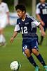 East Forsyth Eagles vs West Forsyth Titans Men's Varsity Soccer<br /> Forsyth Cup Soccer Tournament<br /> Tuesday, August 20, 2013 at West Forsyth High School<br /> Clemmons, North Carolina<br /> (file 172429_BV0H1794_1D4)