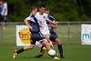 East Forsyth Eagles vs West Forsyth Titans Men's Varsity Soccer<br /> Forsyth Cup Soccer Tournament<br /> Tuesday, August 20, 2013 at West Forsyth High School<br /> Clemmons, North Carolina<br /> (file 170456_BV0H1685_1D4)