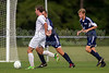 East Forsyth Eagles vs West Forsyth Titans Men's Varsity Soccer<br /> Forsyth Cup Soccer Tournament<br /> Tuesday, August 20, 2013 at West Forsyth High School<br /> Clemmons, North Carolina<br /> (file 173309_BV0H1842_1D4)