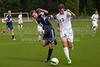 East Forsyth Eagles vs West Forsyth Titans Men's Varsity Soccer<br /> Forsyth Cup Soccer Tournament<br /> Tuesday, August 20, 2013 at West Forsyth High School<br /> Clemmons, North Carolina<br /> (file 171117_803Q4017_1D3)
