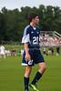 East Forsyth Eagles vs West Forsyth Titans Men's Varsity Soccer<br /> Forsyth Cup Soccer Tournament<br /> Tuesday, August 20, 2013 at West Forsyth High School<br /> Clemmons, North Carolina<br /> (file 182958_803Q4043_1D3)