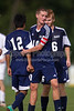 East Forsyth Eagles vs West Forsyth Titans Men's Varsity Soccer<br /> Forsyth Cup Soccer Tournament<br /> Tuesday, August 20, 2013 at West Forsyth High School<br /> Clemmons, North Carolina<br /> (file 172801_BV0H1819_1D4)