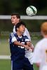 East Forsyth Eagles vs West Forsyth Titans Men's Varsity Soccer<br /> Forsyth Cup Soccer Tournament<br /> Tuesday, August 20, 2013 at West Forsyth High School<br /> Clemmons, North Carolina<br /> (file 172313_BV0H1783_1D4)