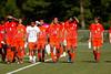 Glenn Bobcats vs Bishop McGuinness  Villains Men's Varsity Soccer<br /> Forsyth Cup Consolation Match<br /> Thursday, August 16, 2012 at West Forsyth High School<br /> Clemmons, NC<br /> (file 164758_BV0H8225_1D4)