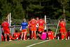 Glenn Bobcats vs Bishop McGuinness  Villains Men's Varsity Soccer<br /> Forsyth Cup Consolation Match<br /> Thursday, August 16, 2012 at West Forsyth High School<br /> Clemmons, NC<br /> (file 164703_BV0H8219_1D4)