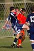 Glenn Bobcats vs Bishop McGuinness  Villains Men's Varsity Soccer<br /> Forsyth Cup Consolation Match<br /> Thursday, August 16, 2012 at West Forsyth High School<br /> Clemmons, NC<br /> (file 163750_BV0H8210_1D4)