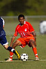 Glenn Bobcats vs Bishop McGuinness  Villains Men's Varsity Soccer<br /> Forsyth Cup Consolation Match<br /> Thursday, August 16, 2012 at West Forsyth High School<br /> Clemmons, NC<br /> (file 165036_BV0H8227_1D4)