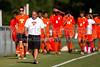 Glenn Bobcats vs Bishop McGuinness  Villains Men's Varsity Soccer<br /> Forsyth Cup Consolation Match<br /> Thursday, August 16, 2012 at West Forsyth High School<br /> Clemmons, NC<br /> (file 164744_BV0H8223_1D4)