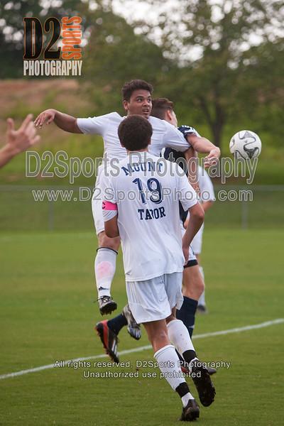 Mount Tabor Spartans vs East Forsyth Eagles Men's Varsity Soccer