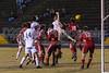 Mt Tabor Spartans vs Charlotte Catholic Cougars Men's Varsity Soccer<br /> Saturday, November 02, 2013 at Mt Tabor High School<br /> Winston Salem, North Carolina<br /> (file 190940_803Q8877_1D3)