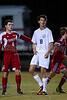 Mt Tabor Spartans vs Charlotte Catholic Cougars Men's Varsity Soccer<br /> Saturday, November 02, 2013 at Mt Tabor High School<br /> Winston Salem, North Carolina<br /> (file 191713_BV0H3624_1D4)
