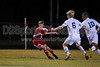 Mt Tabor Spartans vs Charlotte Catholic Cougars Men's Varsity Soccer<br /> Saturday, November 02, 2013 at Mt Tabor High School<br /> Winston Salem, North Carolina<br /> (file 191643_BV0H3619_1D4)