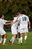 Mt Tabor Spartans vs East Forsyth Eagles Men's Varsity Soccer<br /> Tuesday, September 03, 2013 at Mt Tabor High School<br /> Winston Salem, North Carolina<br /> (file 193100_QE6Q1327_1D2N)