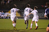 Mt Tabor Spartans vs East Forsyth Eagles Men's Varsity Soccer<br /> Tuesday, September 03, 2013 at Mt Tabor High School<br /> Winston Salem, North Carolina<br /> (file 201552_803Q4724_1D3)