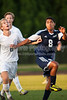 Mt Tabor Spartans vs East Forsyth Eagles Men's Varsity Soccer<br /> Tuesday, September 03, 2013 at Mt Tabor High School<br /> Winston Salem, North Carolina<br /> (file 191307_QE6Q1266_1D2N)