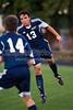 Mt Tabor Spartans vs East Forsyth Eagles Men's Varsity Soccer<br /> Tuesday, September 03, 2013 at Mt Tabor High School<br /> Winston Salem, North Carolina<br /> (file 192607_QE6Q1311_1D2N)