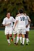 Mt Tabor Spartans vs East Forsyth Eagles Men's Varsity Soccer<br /> Tuesday, September 03, 2013 at Mt Tabor High School<br /> Winston Salem, North Carolina<br /> (file 193101_QE6Q1330_1D2N)