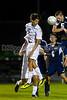 Mt Tabor Spartans vs East Forsyth Eagles Men's Varsity Soccer<br /> Tuesday, September 03, 2013 at Mt Tabor High School<br /> Winston Salem, North Carolina<br /> (file 201228_BV0H4934_1D4)