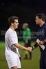 Mt Tabor Spartans vs East Forsyth Eagles Men's Varsity Soccer<br /> Tuesday, September 03, 2013 at Mt Tabor High School<br /> Winston Salem, North Carolina<br /> (file 201719_QE6Q1370_1D2N)