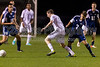 Mt Tabor Spartans vs East Forsyth Eagles Men's Varsity Soccer<br /> Tuesday, September 03, 2013 at Mt Tabor High School<br /> Winston Salem, North Carolina<br /> (file 202321_BV0H5008_1D4)