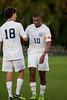 Mt Tabor Spartans vs East Forsyth Eagles Men's Varsity Soccer<br /> Tuesday, September 03, 2013 at Mt Tabor High School<br /> Winston Salem, North Carolina<br /> (file 193104_QE6Q1333_1D2N)