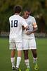 Mt Tabor Spartans vs East Forsyth Eagles Men's Varsity Soccer<br /> Tuesday, September 03, 2013 at Mt Tabor High School<br /> Winston Salem, North Carolina<br /> (file 193105_QE6Q1334_1D2N)