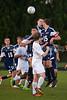 Mt Tabor Spartans vs East Forsyth Eagles Men's Varsity Soccer<br /> Tuesday, September 03, 2013 at Mt Tabor High School<br /> Winston Salem, North Carolina<br /> (file 193728_803Q4697_1D3)
