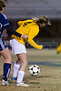 Mt Tabor Spartans vs E Forsyth Eagles Women's Varsity Soccer<br /> Monday, March 05, 2012 at Mt Tabor High School<br /> Winston-Salem, North Carolina<br /> (file 193135_BV0H1808_1D4)