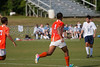 Mt Tabor Spartans vs Glenn Bobcats Men's Varsity Soccer<br /> Forsyth Cup Soccer Tournament Semifinal Match<br /> Thursday, August 22, 2013 at West Forsyth High School<br /> Clemmons, North Carolina<br /> (file 171641_803Q4145_1D3)