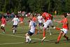 Mt Tabor Spartans vs Glenn Bobcats Men's Varsity Soccer<br /> Forsyth Cup Soccer Tournament Semifinal Match<br /> Thursday, August 22, 2013 at West Forsyth High School<br /> Clemmons, North Carolina<br /> (file 171637_803Q4141_1D3)