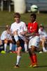 Mt Tabor Spartans vs Glenn Bobcats Men's Varsity Soccer<br /> Forsyth Cup Soccer Tournament Semifinal Match<br /> Thursday, August 22, 2013 at West Forsyth High School<br /> Clemmons, North Carolina<br /> (file 171612_BV0H2681_1D4)