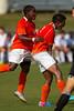 Mt Tabor Spartans vs Glenn Bobcats Men's Varsity Soccer<br /> Forsyth Cup Soccer Tournament Semifinal Match<br /> Thursday, August 22, 2013 at West Forsyth High School<br /> Clemmons, North Carolina<br /> (file 171726_BV0H2685_1D4)