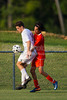 Mt Tabor Spartans vs Glenn Bobcats Men's Varsity Soccer<br /> Forsyth Cup Qtrfinals<br /> Tuesday, August 14, 2012 at West Forsyth High School<br /> Clemmons, NC<br /> (file 181110_BV0H7301_1D4)