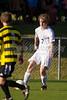 Mt Tabor Spartans vs RJR Demons Men's Varsity Soccer<br /> Forsyth Cup Soccer Tournament Consolation Match<br /> Saturday, August 24, 2013 at West Forsyth High School<br /> Clemmons, North Carolina<br /> (file 182203_BV0H3920_1D4)