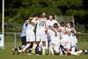 Mt Tabor Spartans vs RJR Demons Men's Varsity Soccer<br /> Forsyth Cup Soccer Tournament Consolation Match<br /> Saturday, August 24, 2013 at West Forsyth High School<br /> Clemmons, North Carolina<br /> (file 180015_BV0H3830_1D4)