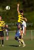 Mt Tabor Spartans vs RJR Demons Men's Varsity Soccer<br /> Forsyth Cup Soccer Tournament Consolation Match<br /> Saturday, August 24, 2013 at West Forsyth High School<br /> Clemmons, North Carolina<br /> (file 190446_BV0H4130_1D4)