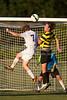 Mt Tabor Spartans vs RJR Demons Men's Varsity Soccer<br /> Forsyth Cup Soccer Tournament Consolation Match<br /> Saturday, August 24, 2013 at West Forsyth High School<br /> Clemmons, North Carolina<br /> (file 192013_BV0H4186_1D4)