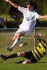 Mt Tabor Spartans vs RJR Demons Men's Varsity Soccer<br /> Forsyth Cup Soccer Tournament Consolation Match<br /> Saturday, August 24, 2013 at West Forsyth High School<br /> Clemmons, North Carolina<br /> (file 181122_BV0H3883_1D4)