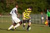 Mt Tabor Spartans vs RJR Demons Men's Varsity Soccer<br /> Forsyth Cup Soccer Tournament Consolation Match<br /> Saturday, August 24, 2013 at West Forsyth High School<br /> Clemmons, North Carolina<br /> (file 185918_803Q4525_1D3)