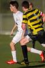 Mt Tabor Spartans vs RJR Demons Men's Varsity Soccer<br /> Forsyth Cup Soccer Tournament Consolation Match<br /> Saturday, August 24, 2013 at West Forsyth High School<br /> Clemmons, North Carolina<br /> (file 183240_BV0H3982_1D4)