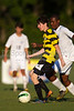 Mt Tabor Spartans vs RJR Demons Men's Varsity Soccer<br /> Forsyth Cup Soccer Tournament Consolation Match<br /> Saturday, August 24, 2013 at West Forsyth High School<br /> Clemmons, North Carolina<br /> (file 185436_BV0H4046_1D4)
