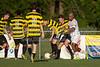 Mt Tabor Spartans vs RJR Demons Men's Varsity Soccer<br /> Forsyth Cup Soccer Tournament Consolation Match<br /> Saturday, August 24, 2013 at West Forsyth High School<br /> Clemmons, North Carolina<br /> (file 190311_BV0H4115_1D4)